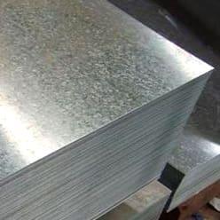 Lamina galvanizada acero