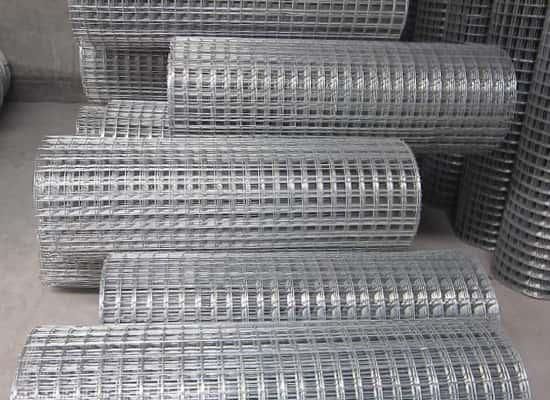 Malla electrosoldada acero corrugado